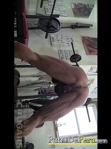 peru masturbates and out works lacey bodybuilder Female chicas